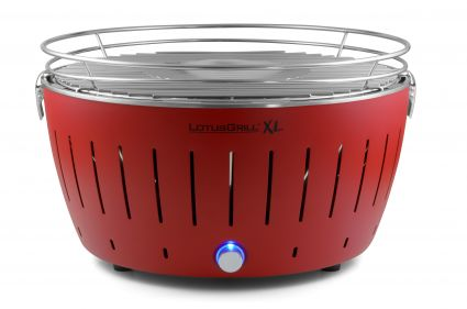 LotusGrill XL Feuerrot
